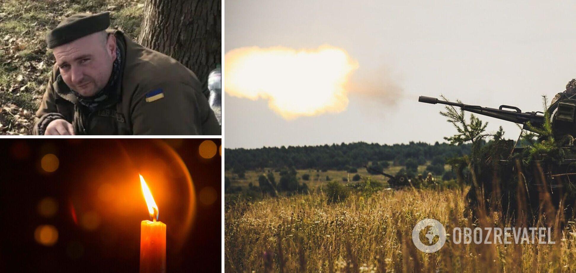 Заїхав попрощатися з побратимами: під час ворожого обстрілу на Донбасі загинув ветеран ООС. Фото