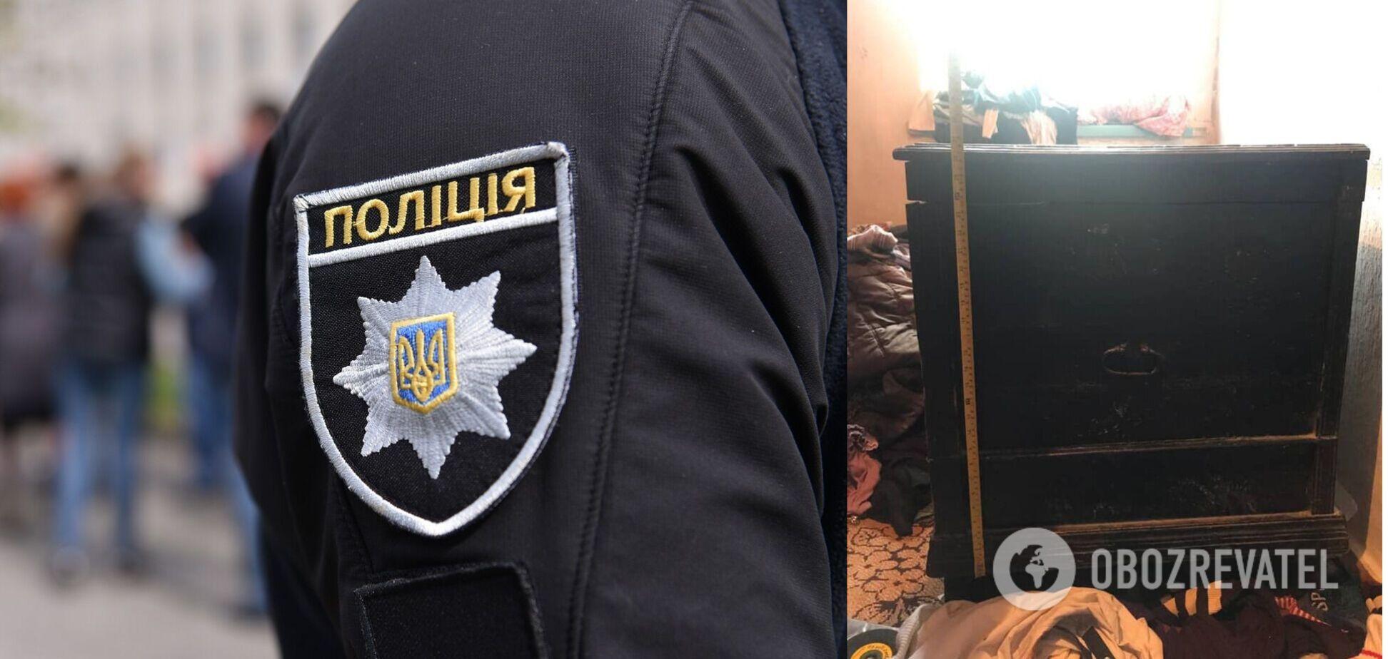 У Донецькій області трагічно загинули двоє дітей: їх знайшли мертвими в скрині